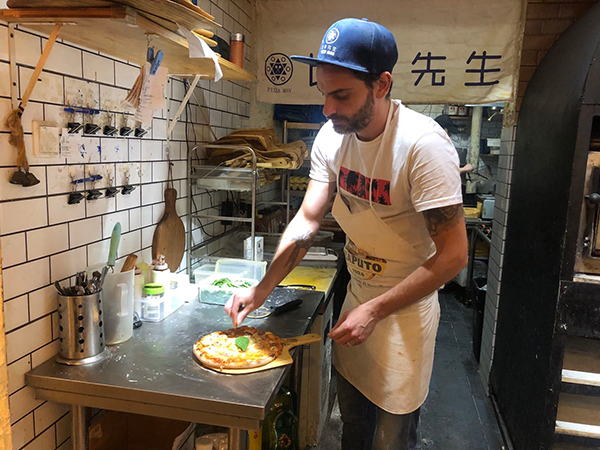 An Israel chef in Chengdu: Food has no national boundary, I hope to bring the food and culture of Israel to Chengdu_fororder_33