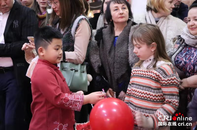"""Heihe City of Heilongjiang Province: """"Chinese Year"""" creating a new brand of cultural exchanges in border sister cities"""