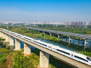 Luoyang High Speed Railway_fororder_高铁