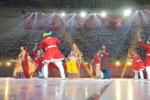 Luoyang Heluo Festival Opens