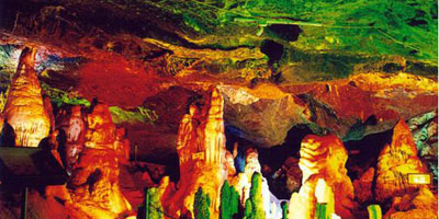 Two-day trip to Longyuwan and Jiguan Cave in Luoyang
