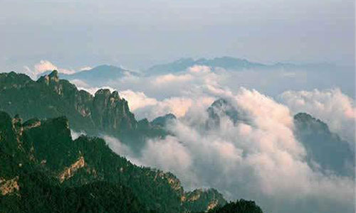 Two-day trip to Baiyun Mountain in Luoyang
