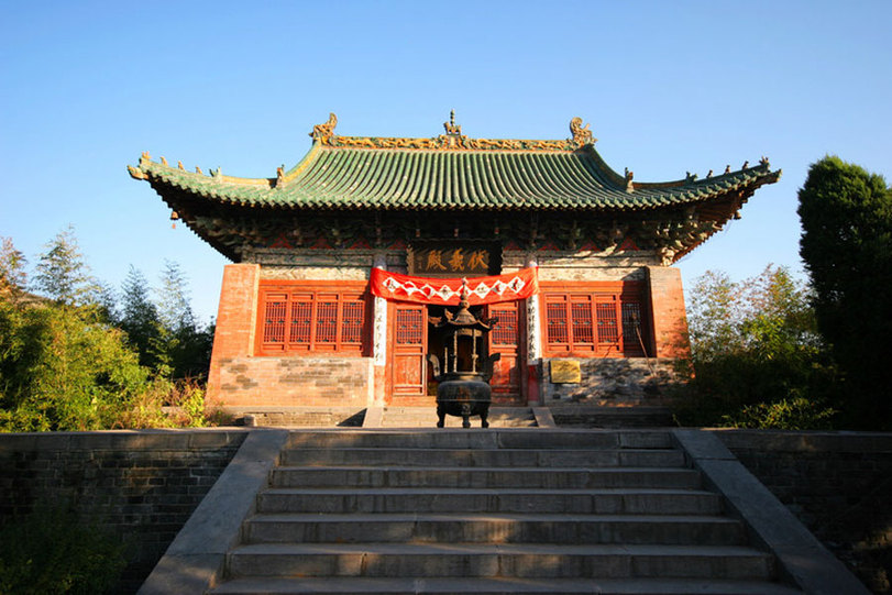 The Longmafutu Temple