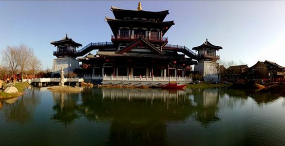 Welcome to Shangyang Royal Palace!