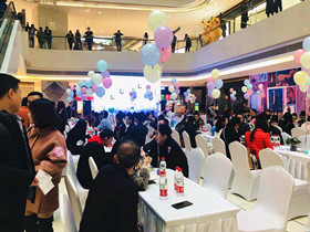 Chongqing Yuzhong held a shopping festival for citizens_fororder_稿件1