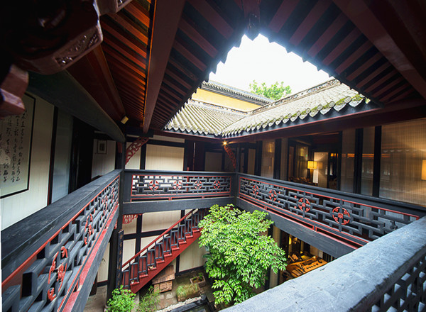 Chongqing Ming and Qing Inn: exploring the charm of the ancient city 600 years ago in the modern metropolis_fororder_稿件5