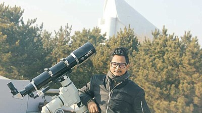 "A Nepalese Scientist's ""Chinese Dream"""