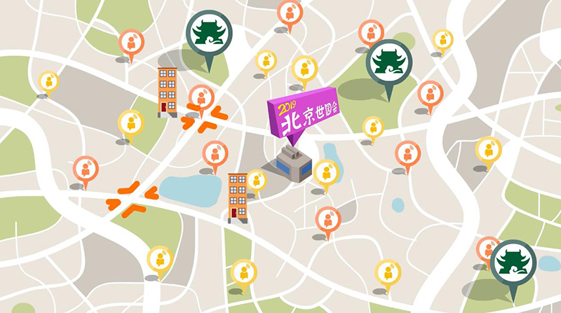 Beijing Yanqing has released 22 Beijing Expo related tourist routes with eight themes