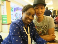 Marriages between Chinese and Kenyans are breaching cultural divide in Africa_fororder_qq