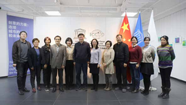Xu Qiang, Director of ICCSD, Leads the Party Group of Beijing Science and Technology Commission to ICCSD