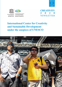 Issue One for Creativity 2030 newsletter published