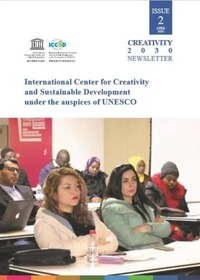 Issue Two for Creativity 2030 newsletter published