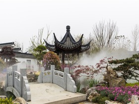 In pic: scenery of Int'l Horticultural Exhibition 2019 Beijing