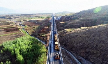 Track for Beijing 2022 Chongli railway almost complete