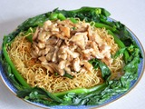 Fried Wheat Noodles