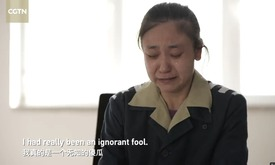 How are jailed extremists treated in Xinjiang_fororder_20210402Injail1600