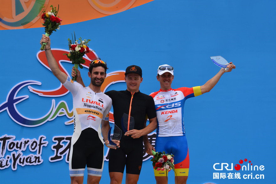 2019 Tour of Taiyuan Road Cycling Race & Int'l Bike Week closed