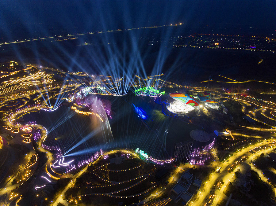 Yanqing inviting visitors all over the world to Beijing Expo 2019