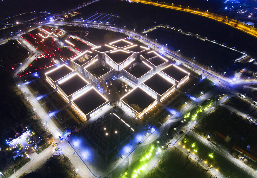 Yanqing inviting visitors all over the world to Beijing Expo 2019_fororder_五光十色_meitu_1