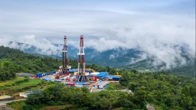 Shale Gas Field Sets Production Record