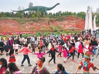 Tourism Booms in Luoyang's Ruyang_fororder_6955bbf09ef740f3becf5b7dbd31a26e
