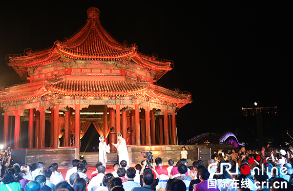 Special event of Chinese Valentine's Day kicked off in Summer Palace