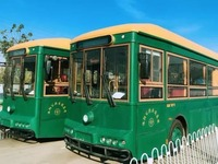 Retro buses to operate in Luoyang_fororder_20171208170036877_91863