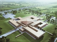 Luoyang's Erlitou ruins museum to be completed in 2018_fororder_20171222164837518_71823