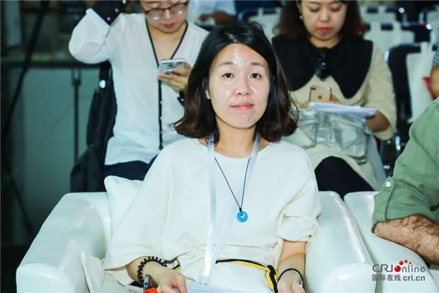 China's profile in the eyes of South Korean journalist: feeling a beautiful China in Beijing Expo 2019