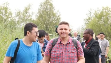 Celebrities hail ecological civilization Construction in Yanqing, Beiing: afforestation experience is reference for the world
