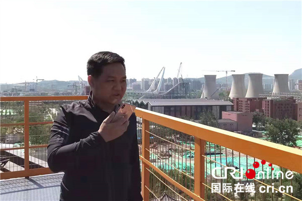 Journalist from Cambodia: Beijing, a City Committed to Green and Sustainable Development