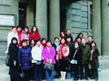 Youth Leadue of the foundation organized its league members to visit the Red Building of Peking University and the site of the May 4th Movement of 1919