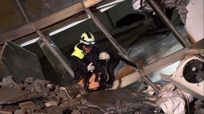 Taiwan earthquake claims 17 lives