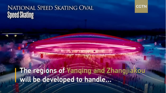 Venue construction for the Beijing 2022 Winter Olympics is well underway in Beijing and regions of Yanqing and Zhangjiakou_fororder_北京冬奥