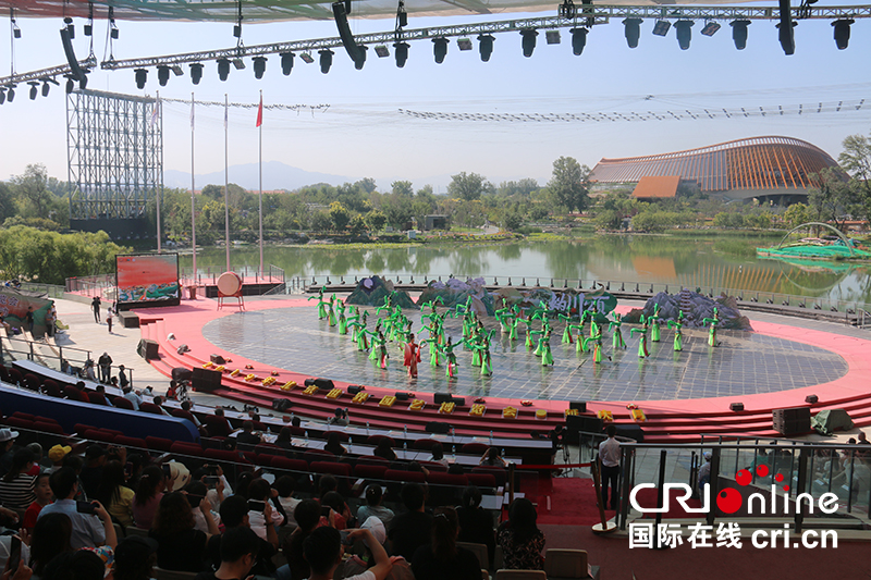 """Yanqing Characteristic Culture Month"" held at Beijing Expo 2019_fororder_yanqing"
