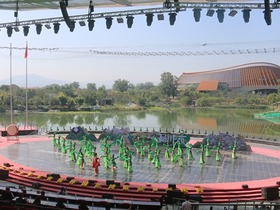 """Yanqing Characteristic Culture Month"" held at Beijing Expo 2019"