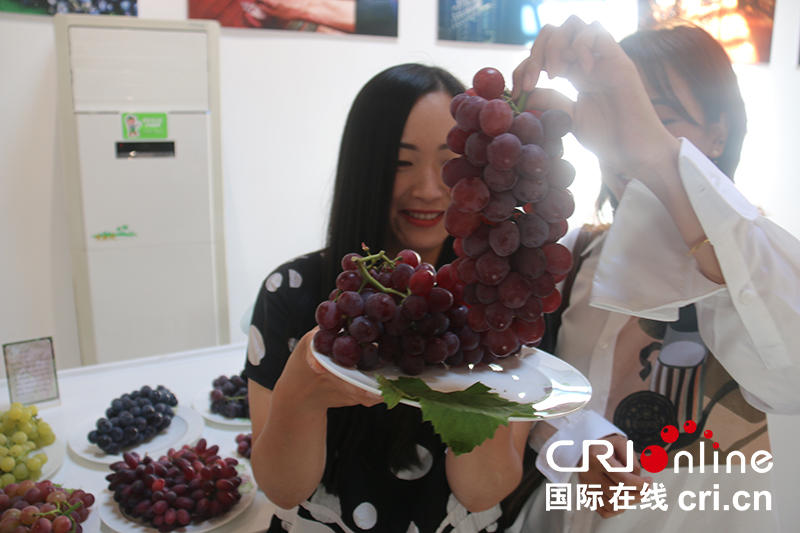 The 3rd Yanhuai Valley Grape Culture Festival kicked off in Beijing_fororder_yanqing2