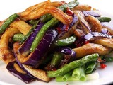Stir-fried Eggplants_fororder_20180122chaoxiezi1000