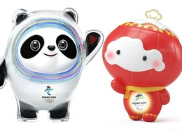 Beijing 2022 mascots, integration of Chinese culture and Olympic Games_fororder_Beijing_副本