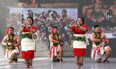 """Beijing horticultural expo holds """"Tonga Day"""" event"""