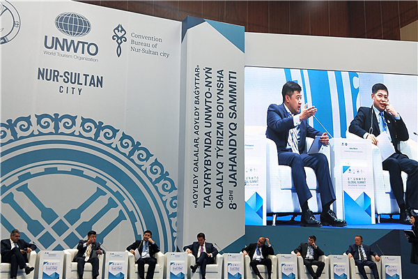 WTCF delegations attend 8th UNWTO Global Summit on Urban Tourism