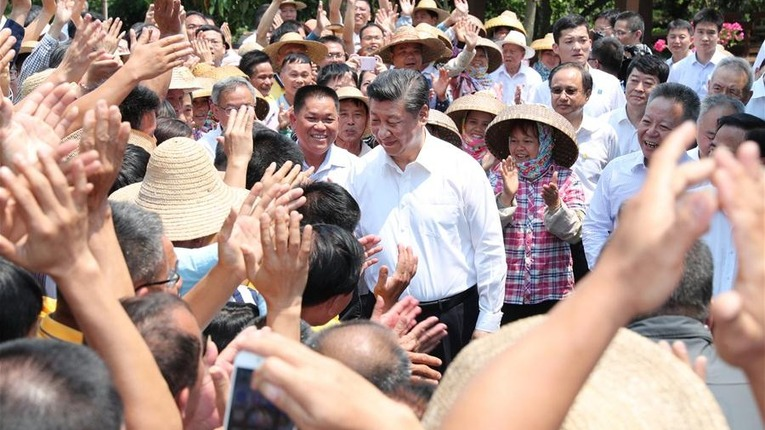 Xi underscores reform, opening-up, environmental protection in Hainan