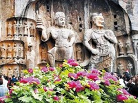 The Longmen Grottoes wows visitors by its high-tech innovations_fororder_20180307170341980_79297