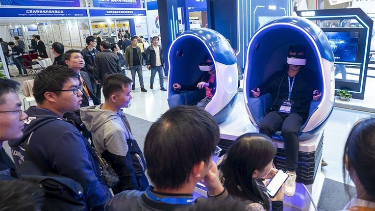 Optics Valley of China Int'l Optoelectronic Exposition and Forum kicks off in Wuhan
