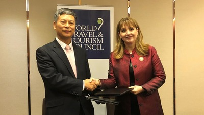 Sharing and building: WTCF and WTTC jointly contributing to the world's tourism industry