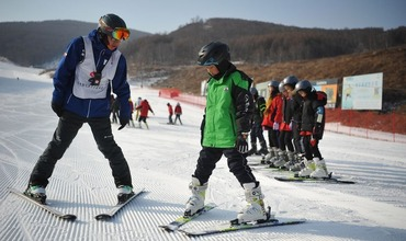 Ice, snow industry boosted in competition site of Beijing Winter Olympics