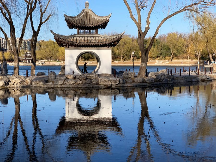 Beijing builds 60 new parks in 2019