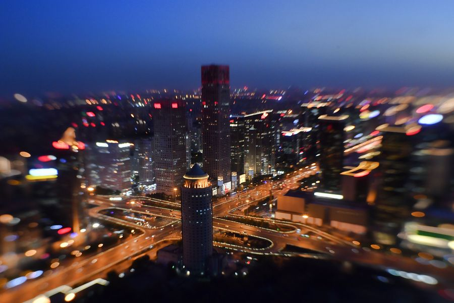 Over 600 foreign-funded companies settle in Beijing's CBD in 2019