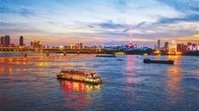 武汉——两江游船复航