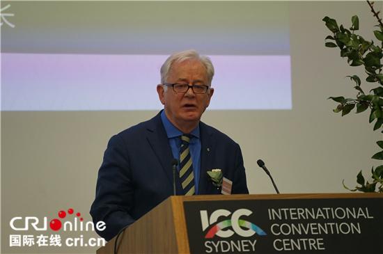 """澳大利亚前贸易与投资部长:""""一带一路""""在澳需要被逐步熟悉和接受"""